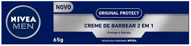 Creme de barbear Nivea For Men Originals hidratante