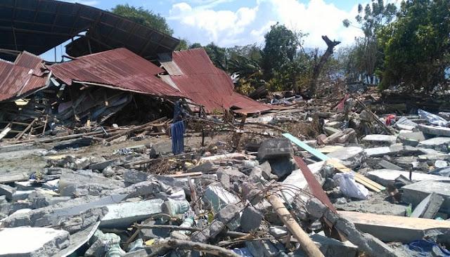 Kesaksian Warga Palu: Setelah Tradisi Nomoni Dihidupkan Kembali Terjadi Angin Kencang, Lalu Tsunami