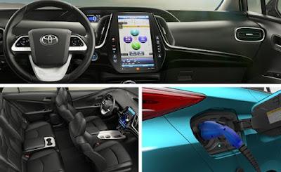 2017 Toyota Prius Prime all specs