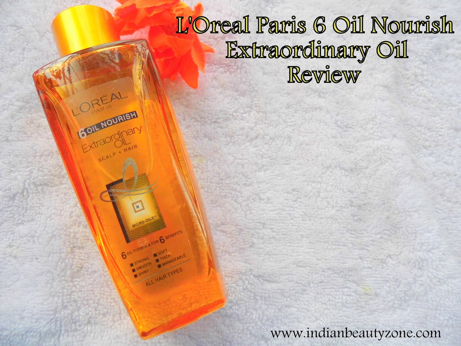 What is so attractive for women hair oil Loreal