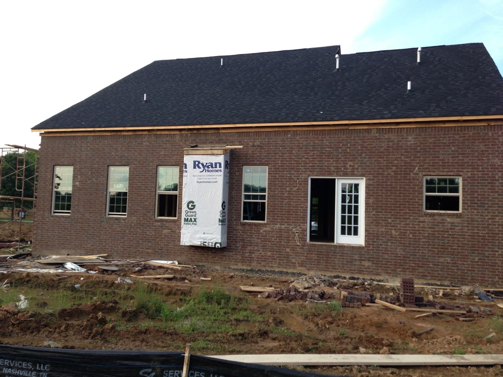 Our First Home Lincolnshire Ryan Homes Progress And