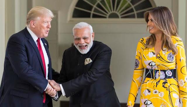 Modi or Trump