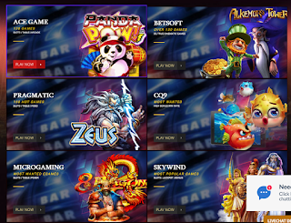 TIPS KEMENANGAN DI PEMAINAN SLOT GAMES