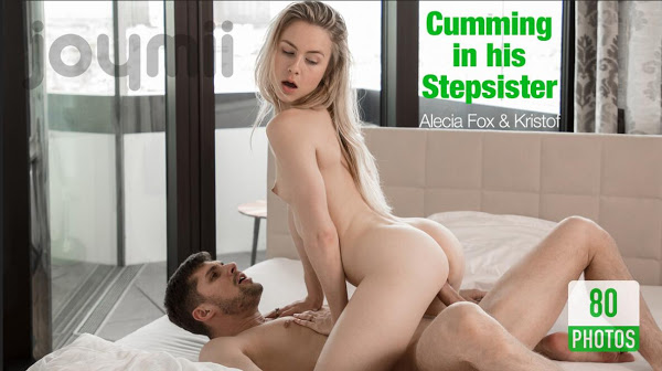 [joymii] 2017-07-10 Cumming in his Stepsister