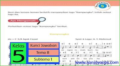kunci-jawaban-tematik-kelas-5-tema-8-subtema-1-pembelajaran-5