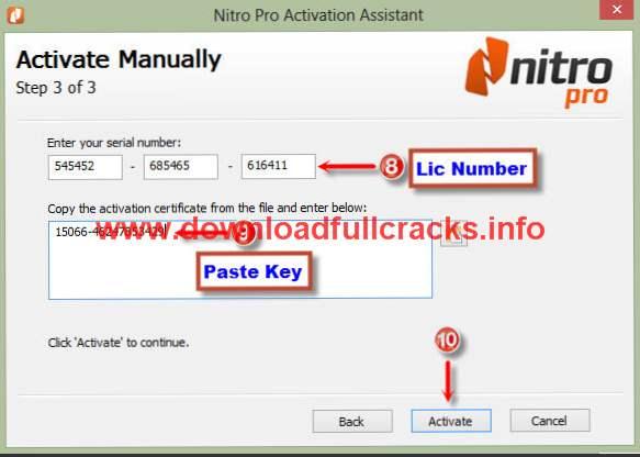 Nitro pro 8 serial number free | Nitro Pro 12 11 0 509 Crack