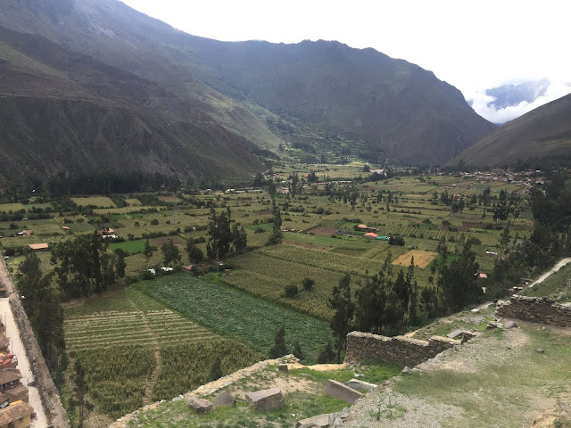 Ollantaytambo Perú