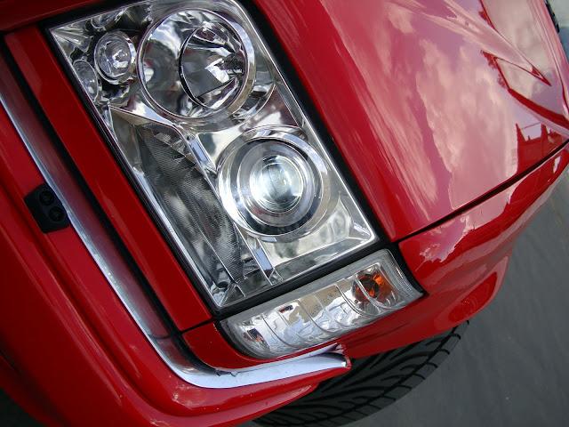 w124 headlights