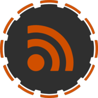 rss social button