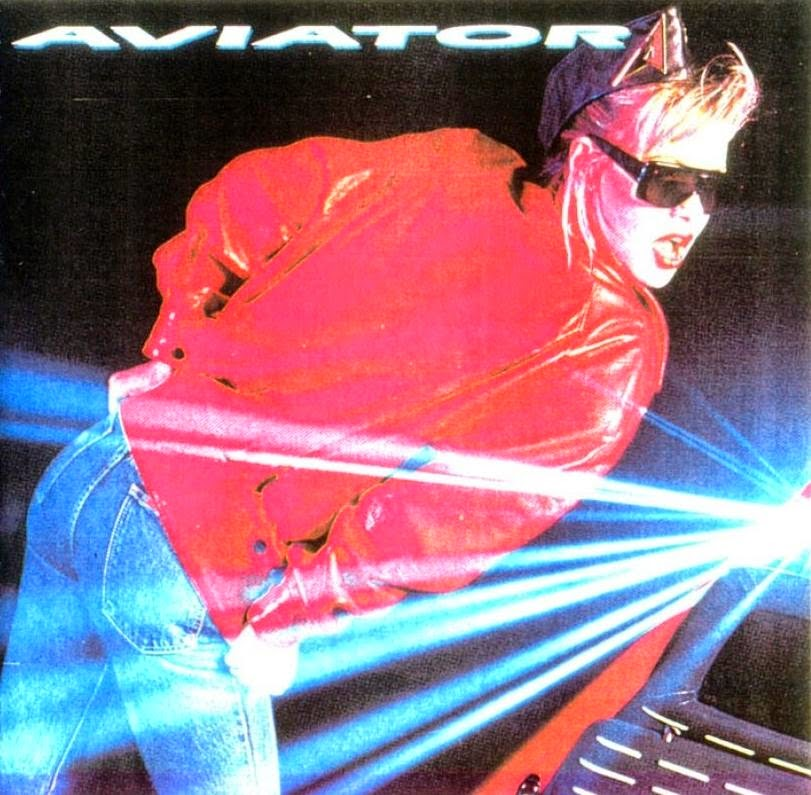 Aviator st 1986 aor melodic rock
