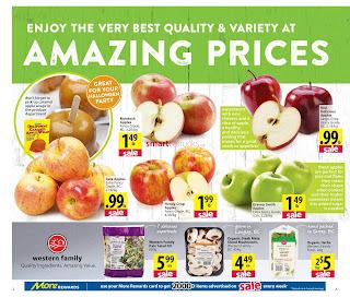 Save on Foods Flyer October 13 – 19, 2017