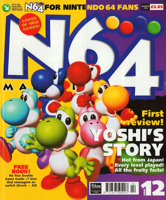 N64 Magazine Issue Nº012 - (1998)