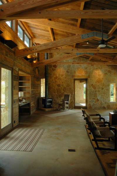 LEED Silver Ranch Pamela Pierce Designs