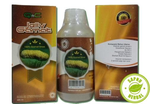 Obat Vaginosis Bakterialis Herbal QnC Jelly Gamat
