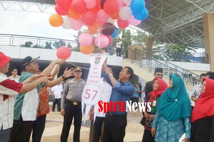 H Syamsari, Menerima 634 Orang Mahasiswa Unhas KKN di Wilayah Takalar