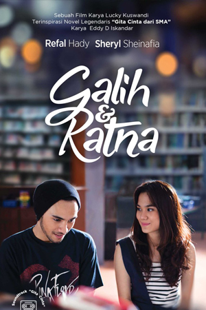 Sinopsis Galih dan Ratna (2017) - Film Indonesia