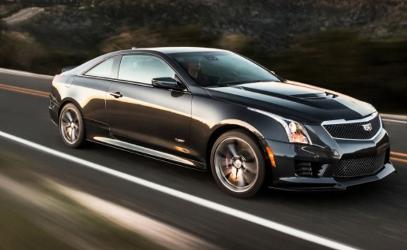 2017 Cadillac Ats V Coupe The Total Bundle Of Execution