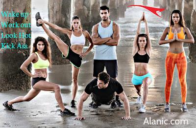 Alanic Fitness Clothing