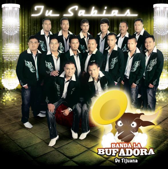 Banda Bufadora De Tijuana - Tu Sabias (2013) (Album / Disco Oficial)