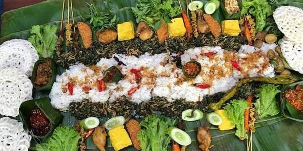 Resep Nasi Liwet Sunda Komplit