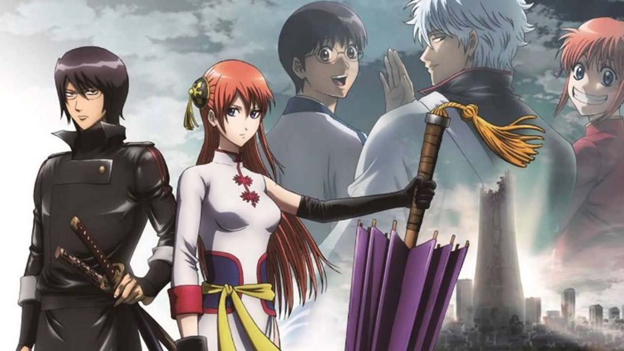 Gintama the Movie: The Final Chapter – Be Forever Yorozuya Subtitle Indonesia