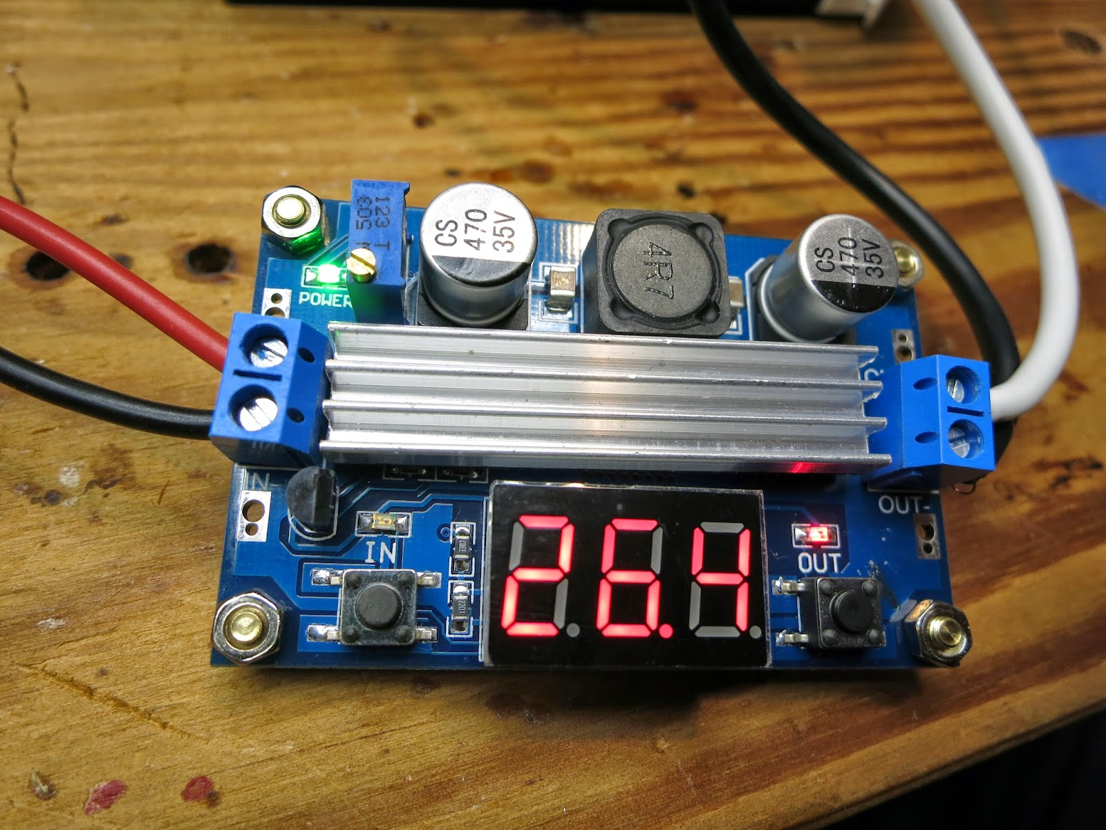 """EastBay RC: DIY DJI Inspire 1 Battery """"Charger"""""""