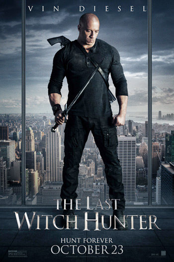 The Last Witch Hunter 2015 English Movie Download