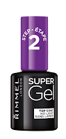 top coat gel rimmel