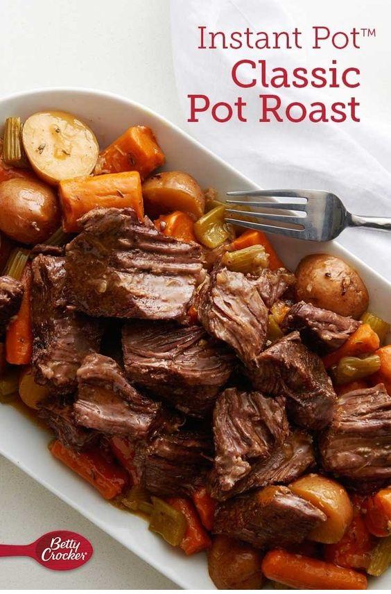Instant Pot™ Classic Pot Roast