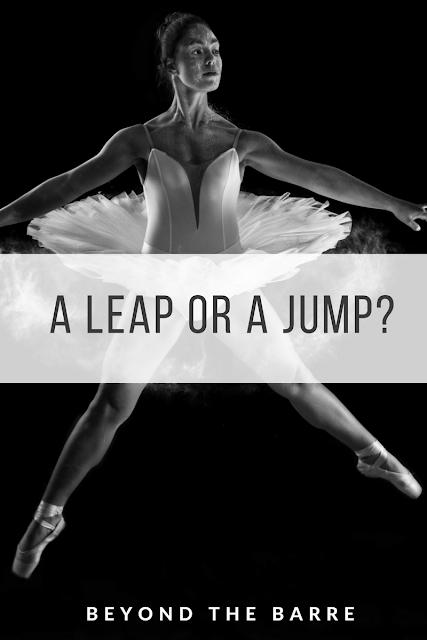 Leaps vs Jumps