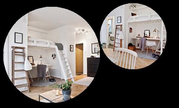 decoración casa pequeña homepersonalshopper