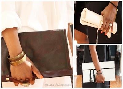 Como hacer 3 Bolsos Elegantes y Creativos