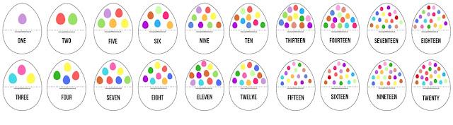 Wielkanoc pomoce dydaktyczne do druku za darmo