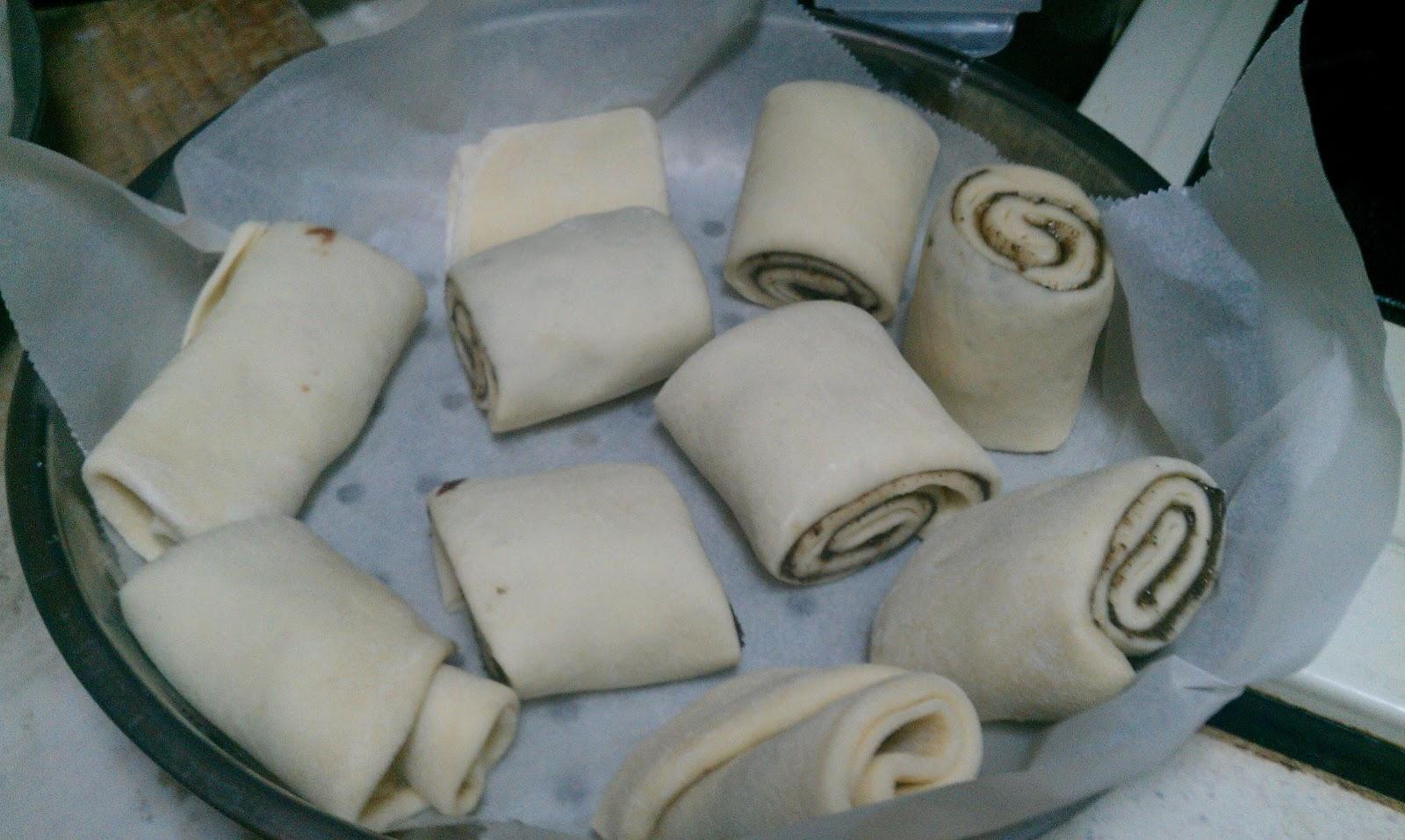 沙子的料理PLAY: 電鍋PALY手工饅頭