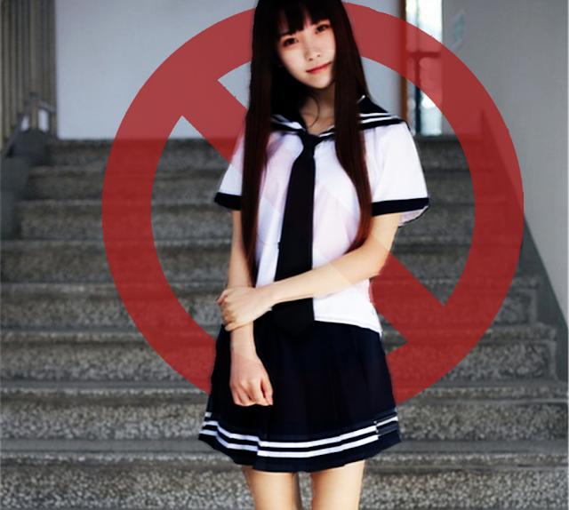 Lensa Gokil - 5 Aturan yang Harus di Taati Siswi-Siswi Jepang