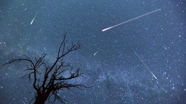 Rasakan indahnya Fenomena Hujan Meteor Perseid