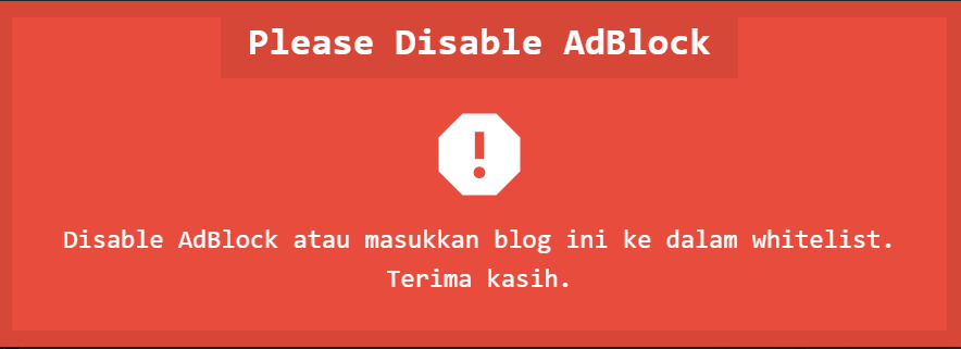 Script Anti AdBlocker Killer
