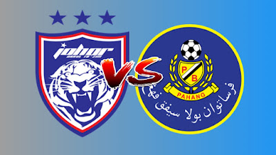 Live Streaming JDT vs Pahang Liga Super 14 Mei 2019