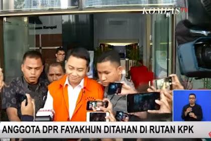 Duaar... Pengakuan Terdakwa Fayakhun: Keluarga Presiden Jokowi Ikut Bahas Proyek Bakamla