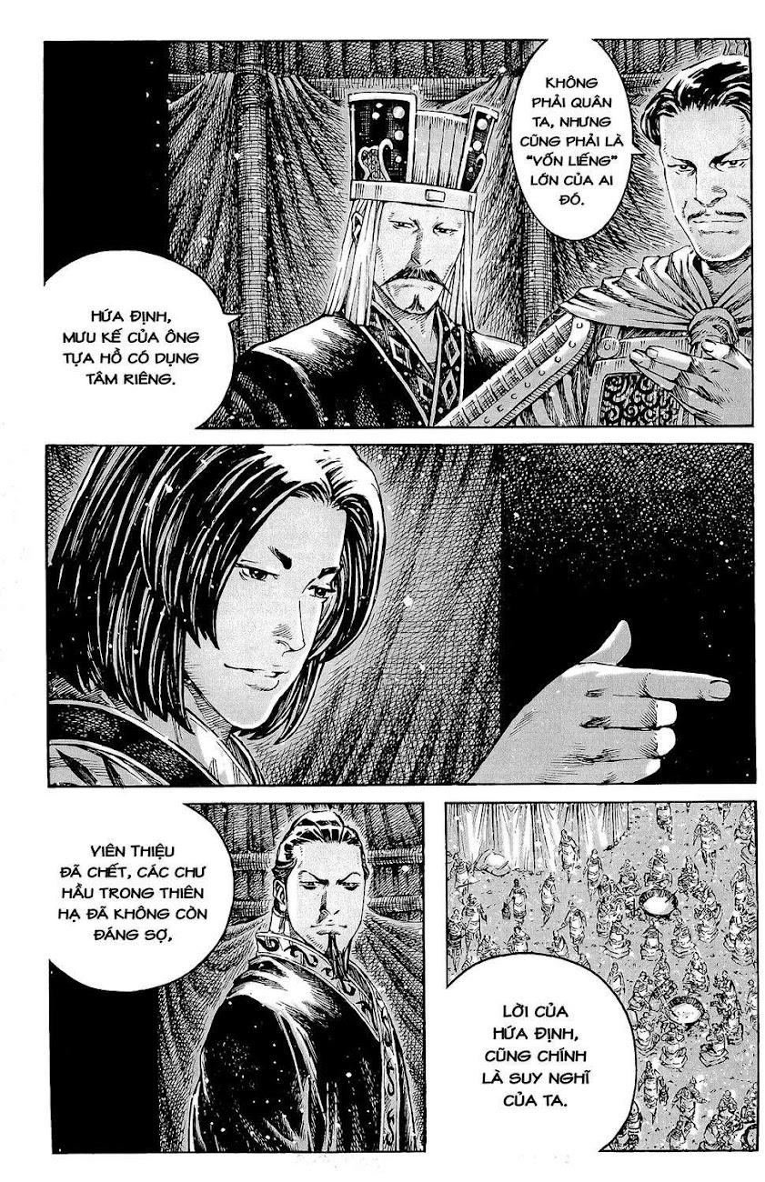 Hỏa phụng liêu nguyên Chương 358: Đuổi hổ diệt sói [Remake] trang 11