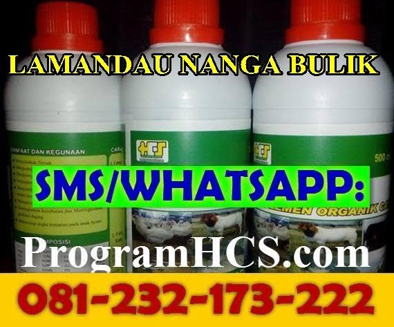 Jual SOC HCS Lamandau Nanga Bulik