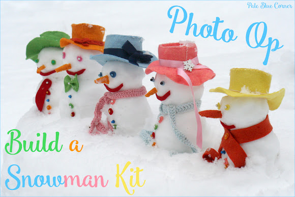 Build a Snowman Kit
