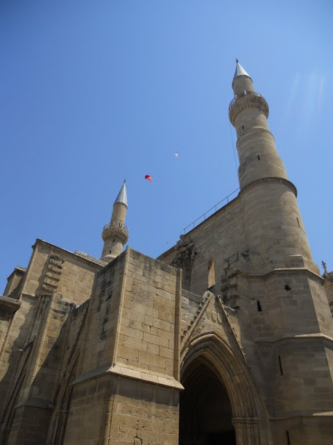 Day trip to North Cyprus: Selimiye Mosque in North Nicosia
