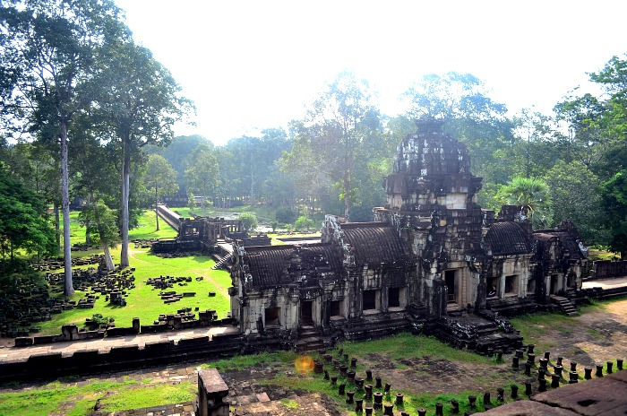 Angkor Temple, Siem Reap, Cambodia