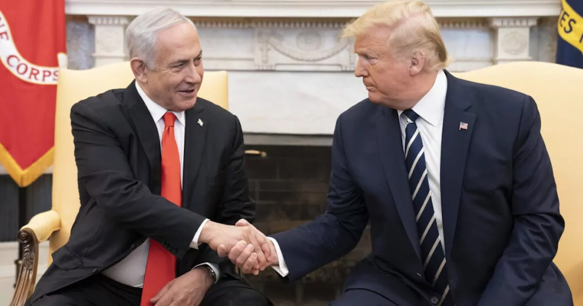 Trump Is Nominated For The Nobel Peace Prize By Right-Wing Norwegian Lawmaker For Brokering Diplomatic Ties Between Israel And The UAE