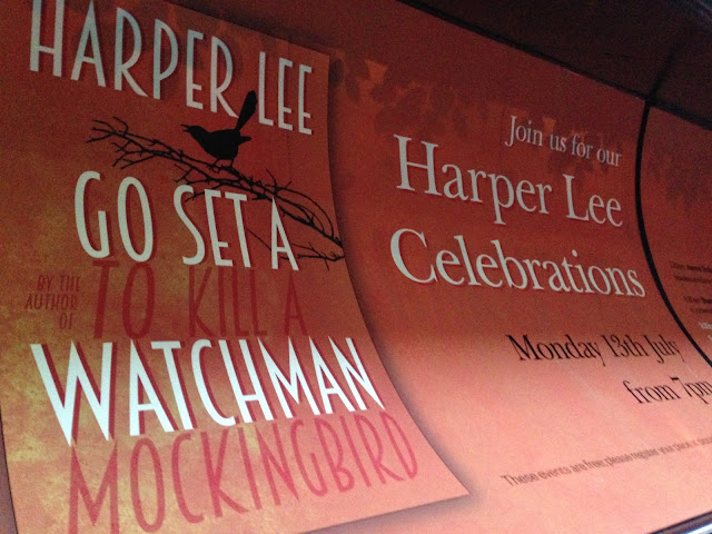 Go Set A Watchman Book Launch