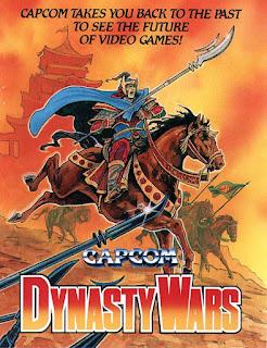 Portada Dynasty Wars