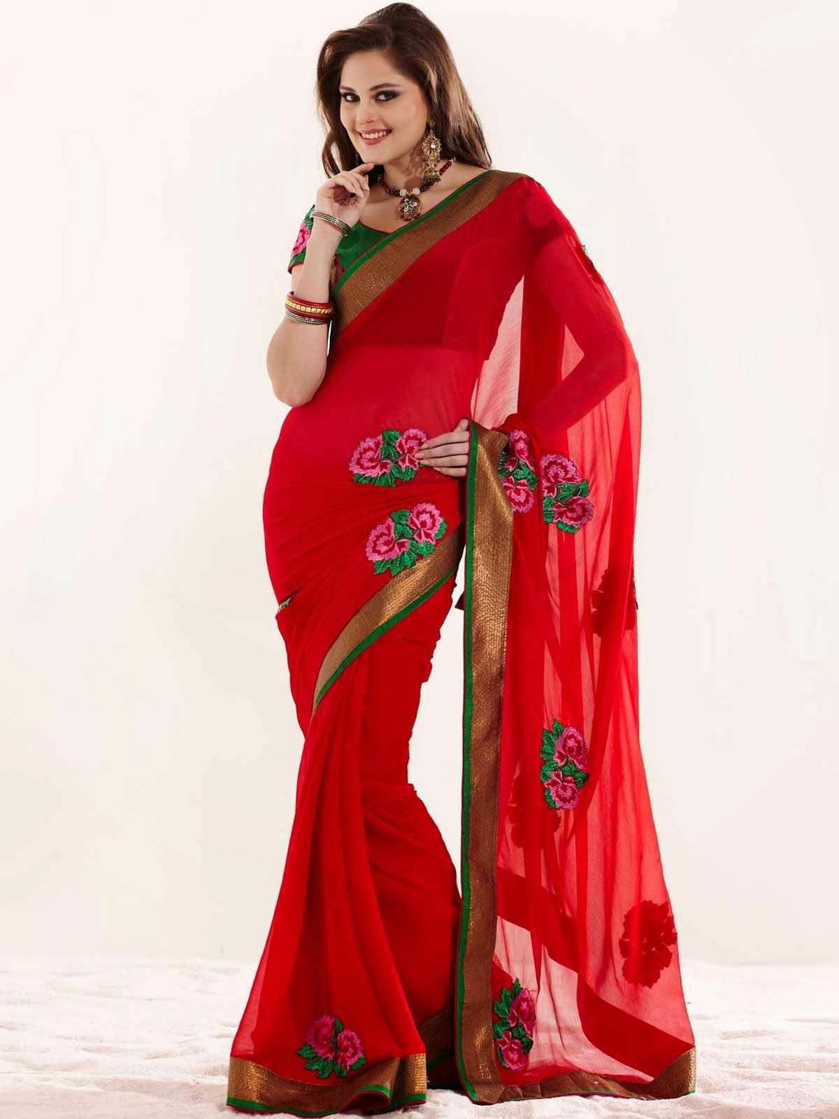 Indian Desi Females In Saree Full Hd  Photo Chocolate-4610