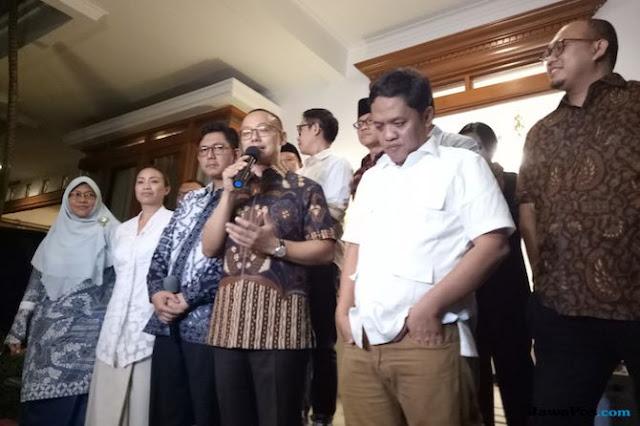 Demokrat Tak Hadir Dalam Rapat Tim Jubir Prabowo-Sandi, Ngambek?