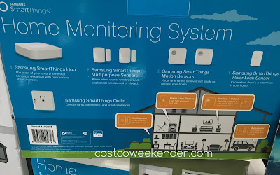 Costco 1100935 - Samsung SmartThings Home Monitoring System - great for any home